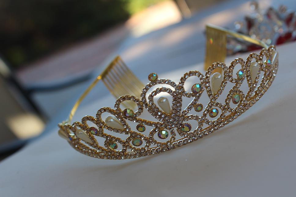 Golden Tiara
